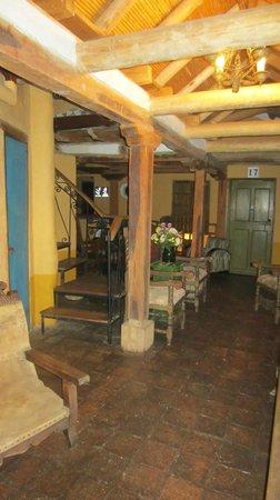 Hotel La Posada de San Antonio : Pasillos