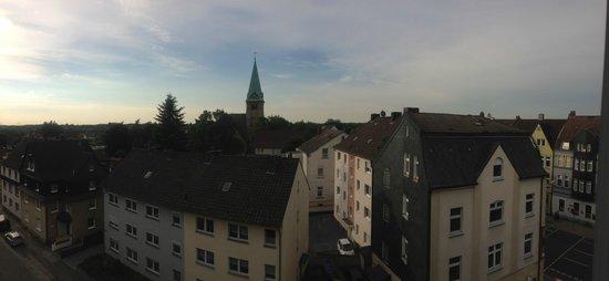 Days Inn Dortmund West : Вид из окна номера