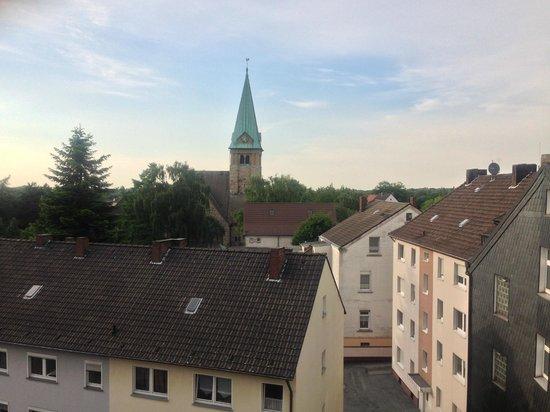Days Inn Dortmund West: Вид из окна номера