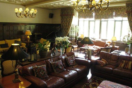 Penmaenuchaf Hall: Lounge