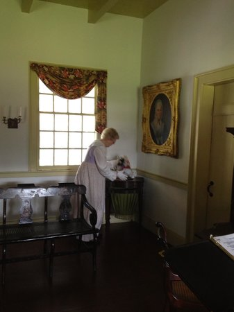 Kent Plantation House: The sweet tour guide
