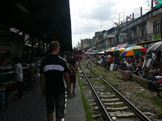 ABC Amazing Bangkok Cyclist: Wongwian Station