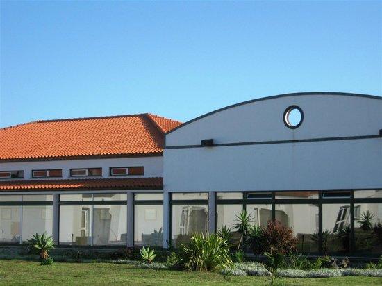 Hotel Santa Maria: back garden