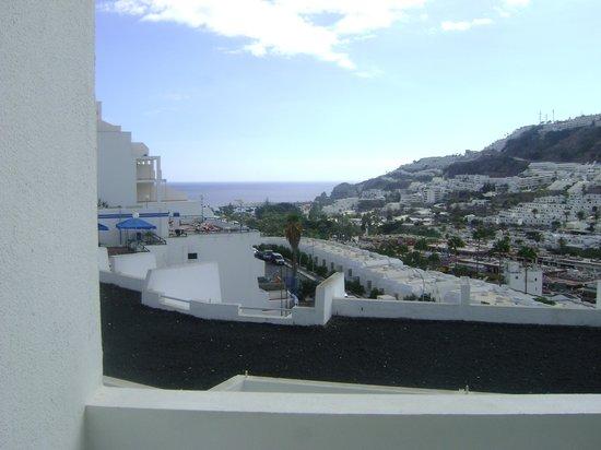 Apartamentos Tamanaco: view from balcony
