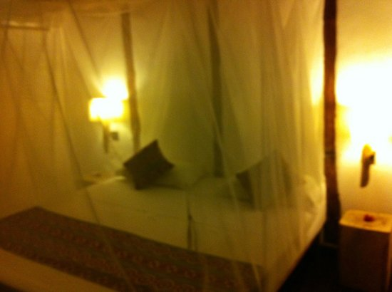 Suarez Hotel: Camera Bungalow N5