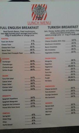 Serhan Hotel: prices