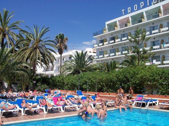 Photo of Hostal Cervantes Hotel Sant Antoni de Portmany