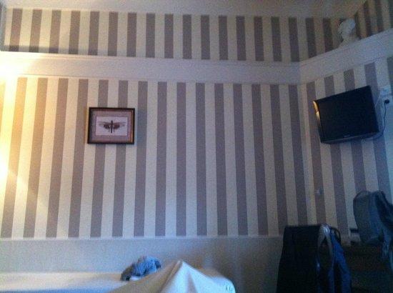 Hotel Villa St-Hubert: Std dbl