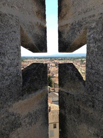 Chateau de Tarascon: Una prospettiva dalla terrazza