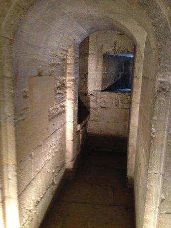 Chateau de Tarascon: Un particolare dell'interno
