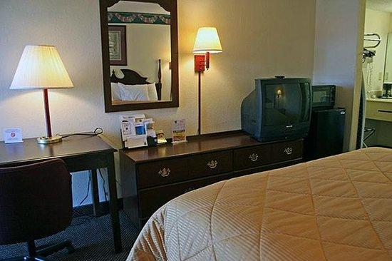 Motel 6 Calhoun : Single
