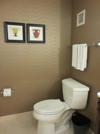 Sheraton Valley Forge Hotel : Bathroom