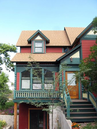 Bozeman's Lehrkind Mansion Bed and Breakfast : Garden House