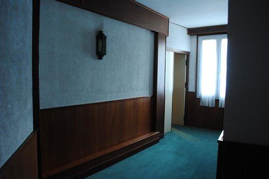Hotel de Flandre: pasillos