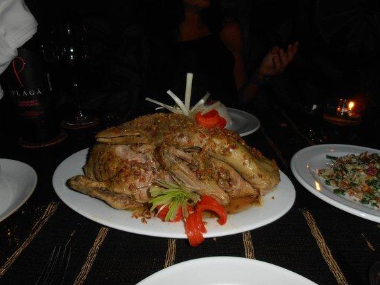 Joglo Restaurant & Bar: Duck Tutu