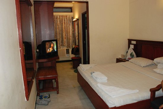 Rathna Residency Hotel: chambre