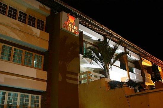 Hotel Village Caruaru : Fachada do Hotel Village
