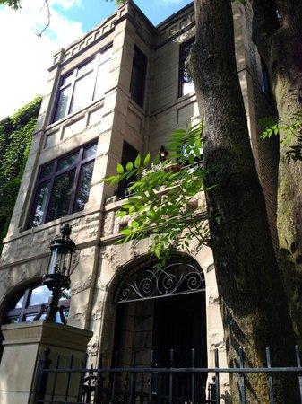 Villa D'Citta: Such an elegant building