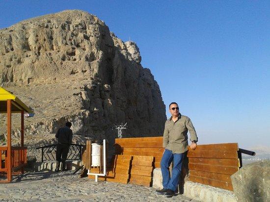Azadi Tower: Central Iranian Mountains