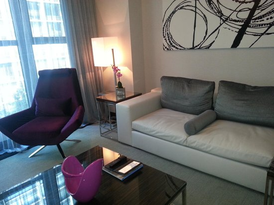 Ivy Boutique Hotel: sitting area2