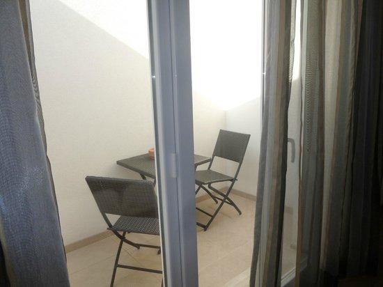 Hotel Mira Sagres: Il balcone