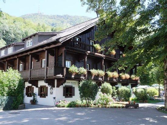 Romantik Gersberg Alm: Hotel Gersberg Alm