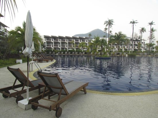 Sunprime Kamala Beach: Nice pool to relax on the non-excursion days