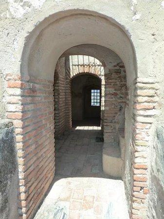 Alcazaba: Gewölbe