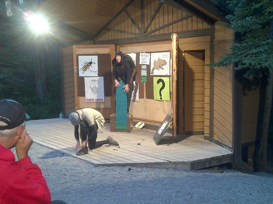 Bow Valley Campground: Interpretive Program!