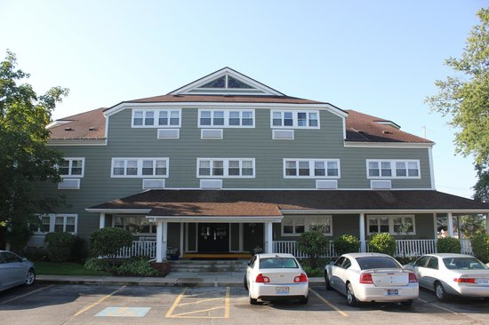 Ivy Court Inn & Suites : Hotel
