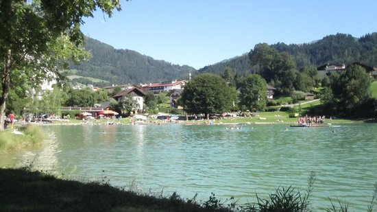 Haus Andreas: Nearby Swimming Lake in Reith
