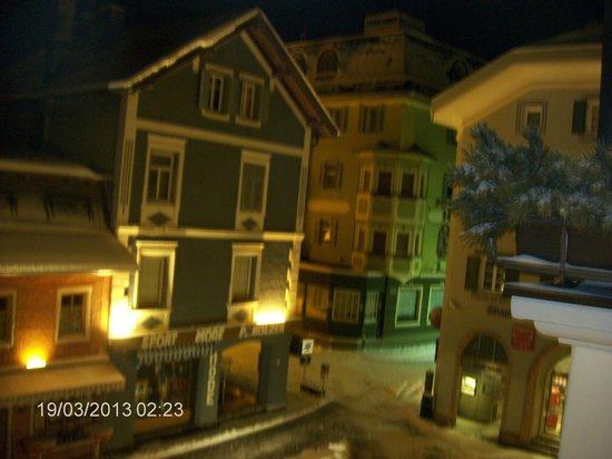 Residence Innichen : Vista Camera