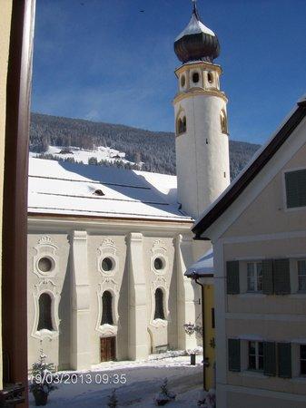 Residence Innichen: Vista camera