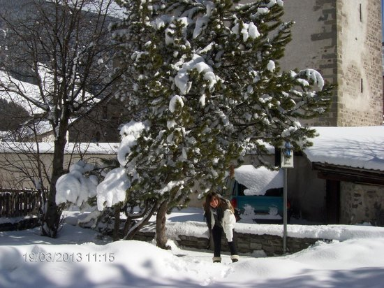 Residence Innichen : Piazza