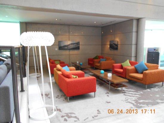 Hotel Murano: MEETING AREA