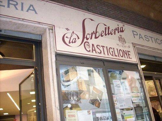 La Sorbetteria Castiglione : Sorbetteria Castiglione