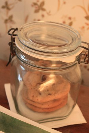 Historic Jacob Hill Inn: Great Chocolate Chip Cookies!