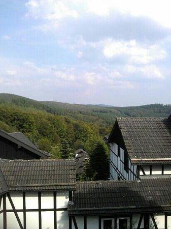"Dorint Hotel & Sportresort: view from ""Turm"" room 562"
