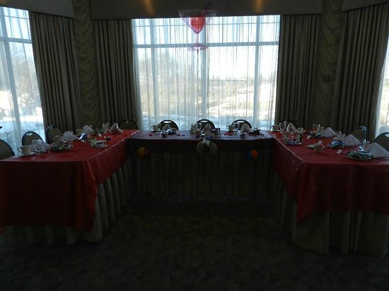 Hilton Garden Inn Auburn Riverwatch : Great Falls Room