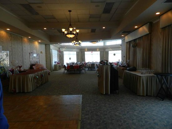 Hilton Garden Inn Auburn Riverwatch: event room
