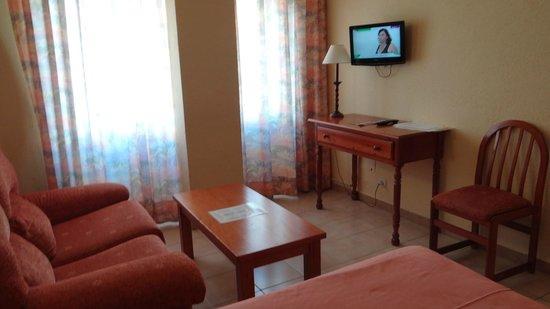 Apartamentos Turisticos Elegance Resitur : Зона отдыха