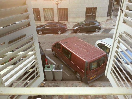 Hotel Riviera : blik op eigen blik ....