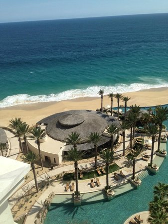 Grand Solmar Land's End Resort & Spa: View from main building
