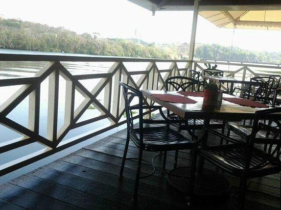 Restaurante Los Lagartos : Outdoor dining