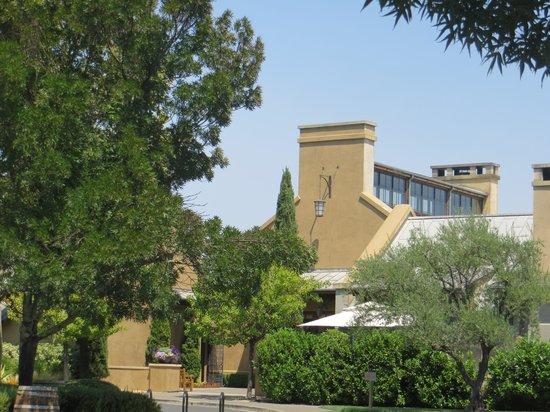 Franciscan Oakville Estate: Franciscan Winery