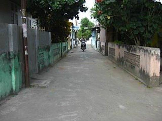 Villa Pondok Terra Yogyakarta : Street view