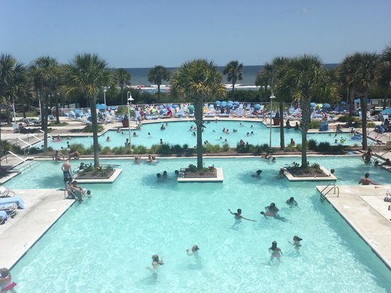 Myrtle Beach Marriott Resort & Spa at Grande Dunes: The Pool
