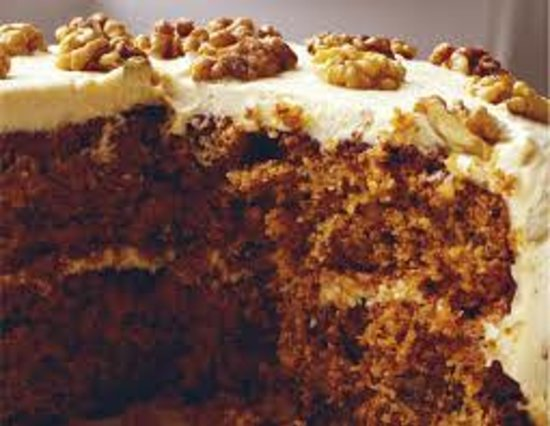 Carrot Cake Recipe South Africa