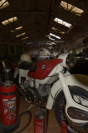 Llangollen Motor Museum: Ariel