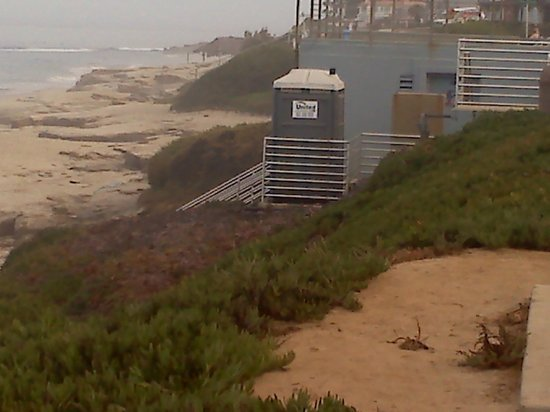La Jolla Beach Travelodge : Winan Sea Beach - Ahh, the comforts of home